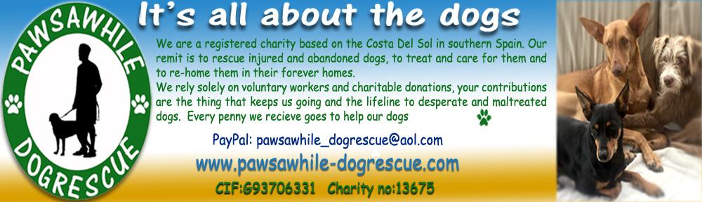 Pawsawhile Dog Rescue